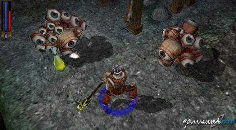 Untold Legends: Brotherhood of the Blade (PSP)  Archiv - Screenshots - Bild 9