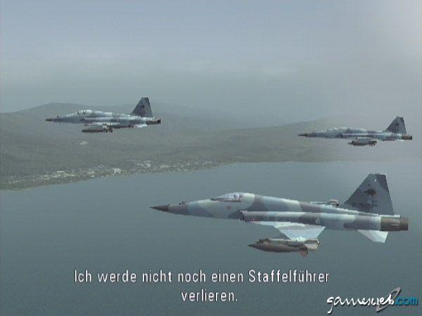 Ace Combat: Squadron Leader  Archiv - Screenshots - Bild 21