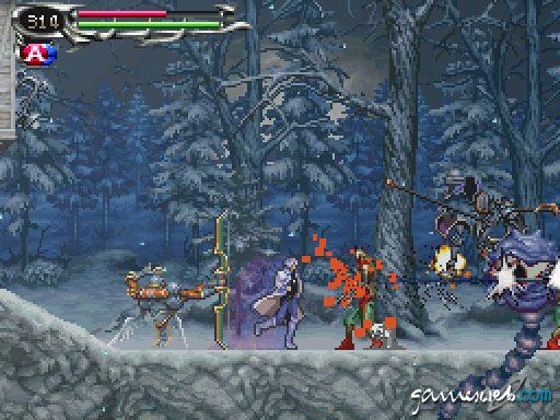 Castlevania: Dawn of Sorrow  Archiv - Screenshots - Bild 13