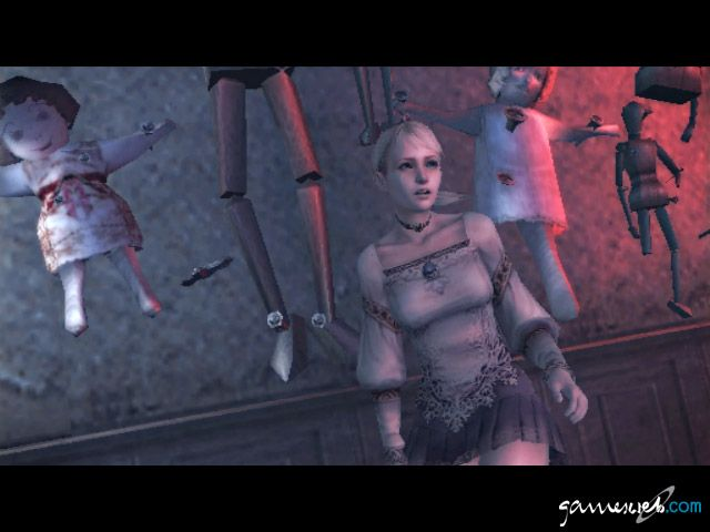 Haunting Ground  Archiv - Screenshots - Bild 46