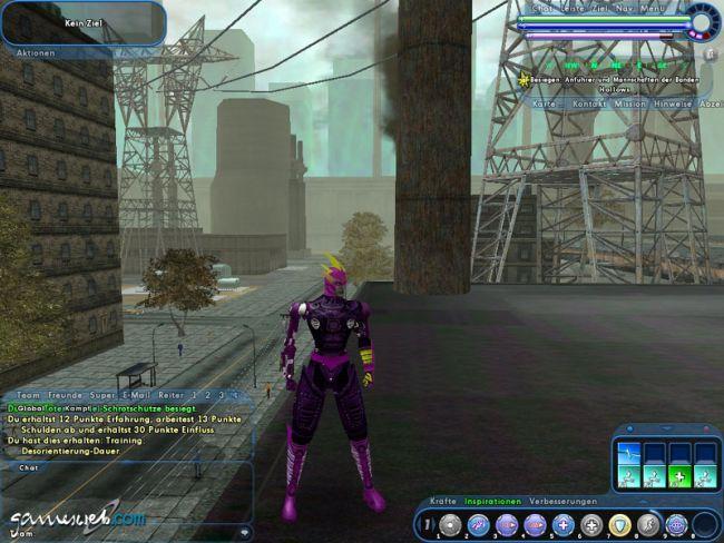 City of Heroes  Archiv - Screenshots - Bild 56
