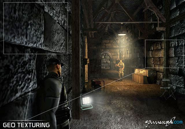 Splinter Cell: Chaos Theory  Archiv - Screenshots - Bild 7