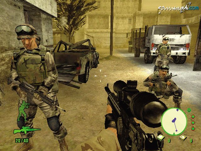 Delta Force: Black Hawk Down  Archiv - Screenshots - Bild 8