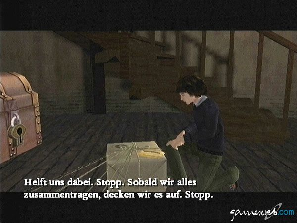 Lemony Snicket: Rätselhafte Ereignisse  Archiv - Screenshots - Bild 3
