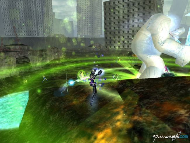 City of Heroes  Archiv - Screenshots - Bild 79