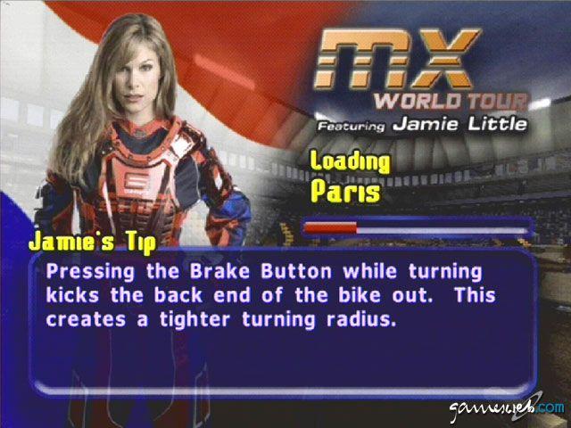 MX World Tour: Featuring Jamie Little  Archiv - Screenshots - Bild 3