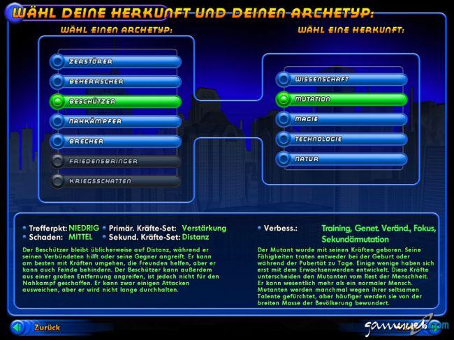 City of Heroes  Archiv - Screenshots - Bild 58