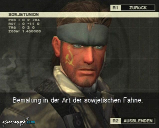 Metal Gear Solid 3: Snake Eater  Archiv - Screenshots - Bild 21