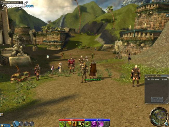 Guild Wars  Archiv - Screenshots - Bild 9