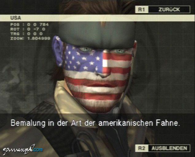 Metal Gear Solid 3: Snake Eater  Archiv - Screenshots - Bild 25