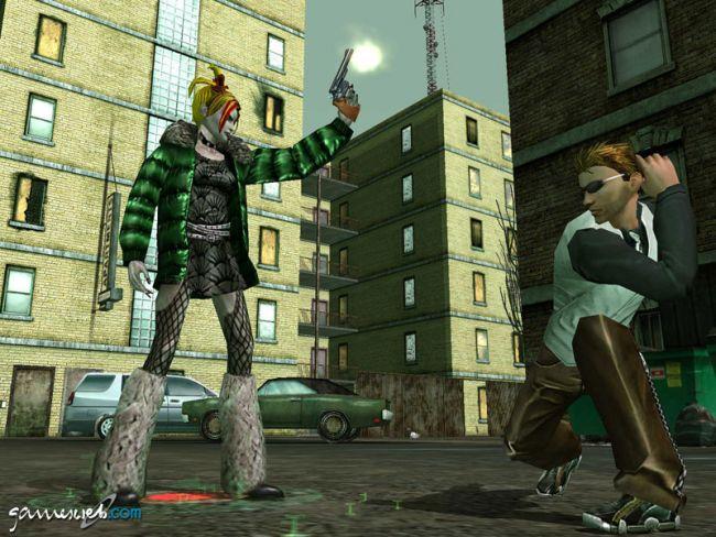 Matrix Online  Archiv - Screenshots - Bild 13