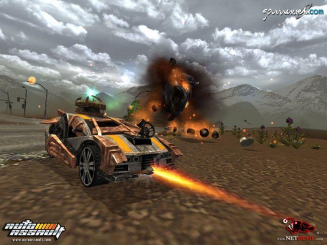 Auto Assault  Archiv - Screenshots - Bild 109