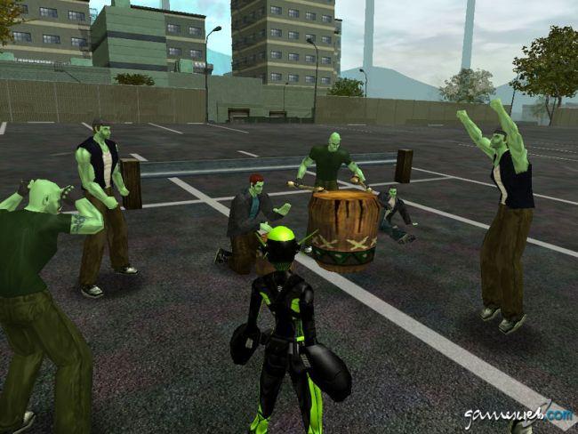 City of Heroes  Archiv - Screenshots - Bild 69