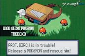 Pokémon Emerald (GBA)  Archiv - Screenshots - Bild 4