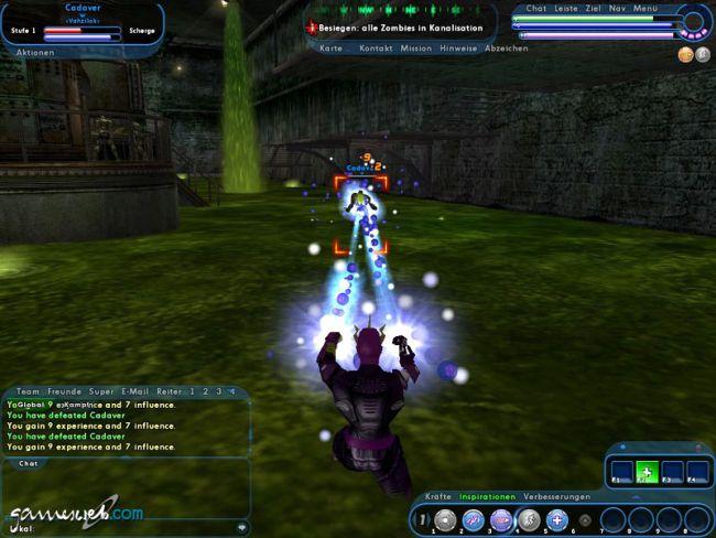 City of Heroes  Archiv - Screenshots - Bild 64
