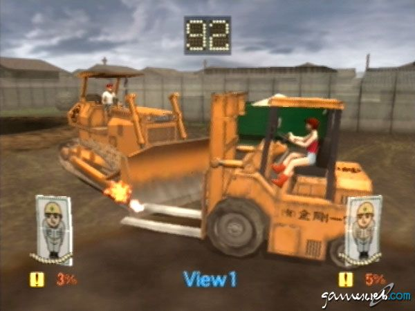 BCV: Battle Construction Vehicles  Archiv - Screenshots - Bild 2