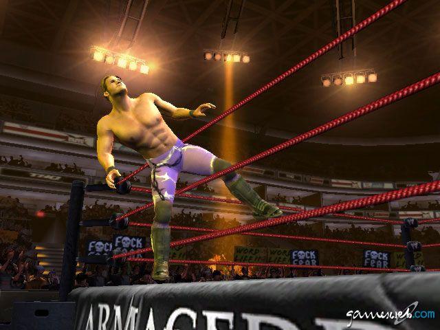 WWE WrestleMania 21  Archiv - Screenshots - Bild 29