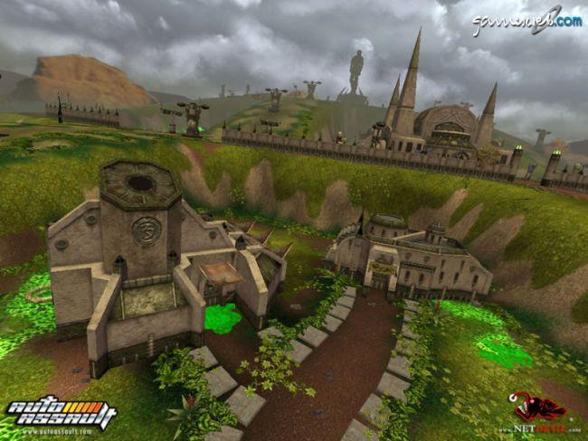 Auto Assault  Archiv - Screenshots - Bild 117