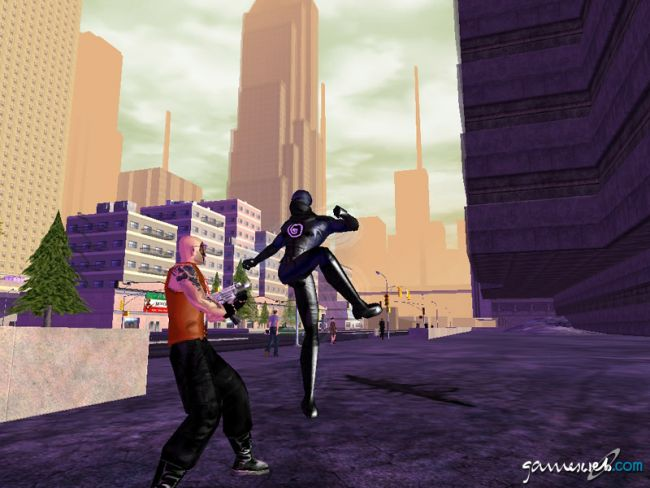 City of Heroes  Archiv - Screenshots - Bild 65