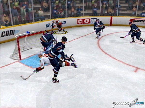 ESPN NHL 2K5  Archiv - Screenshots - Bild 10