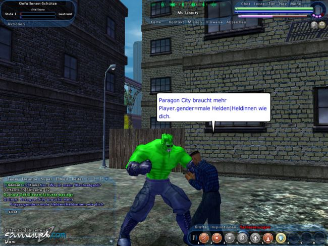 City of Heroes  Archiv - Screenshots - Bild 57