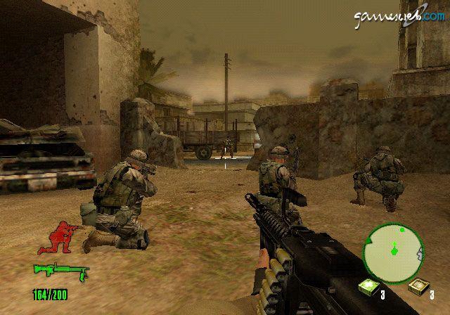 Delta Force: Black Hawk Down  Archiv - Screenshots - Bild 12