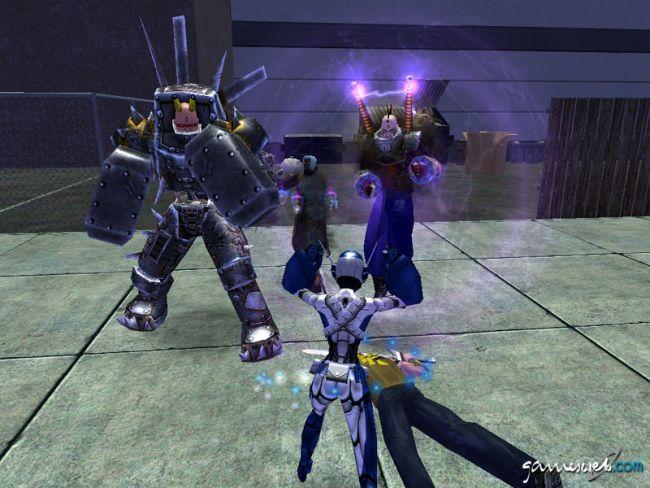 City of Heroes  Archiv - Screenshots - Bild 76