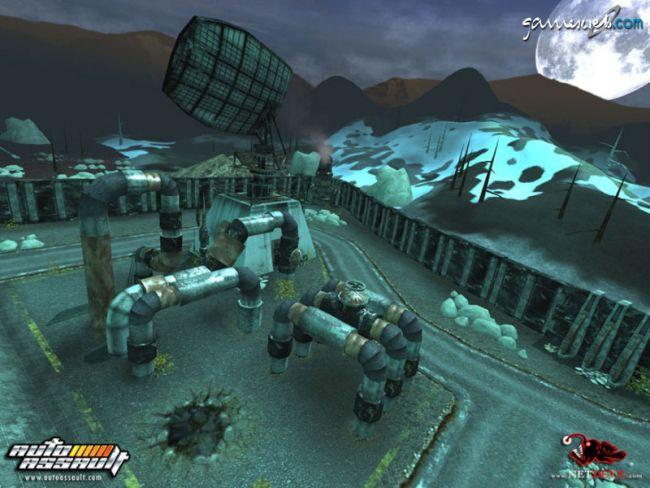 Auto Assault  Archiv - Screenshots - Bild 114