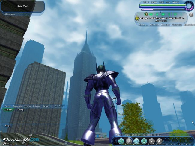 City of Heroes  Archiv - Screenshots - Bild 53