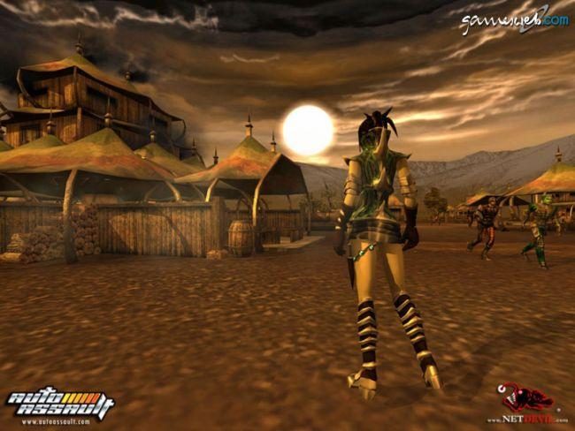Auto Assault  Archiv - Screenshots - Bild 108