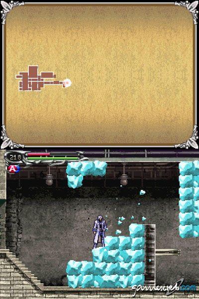 Castlevania: Dawn of Sorrow  Archiv - Screenshots - Bild 21