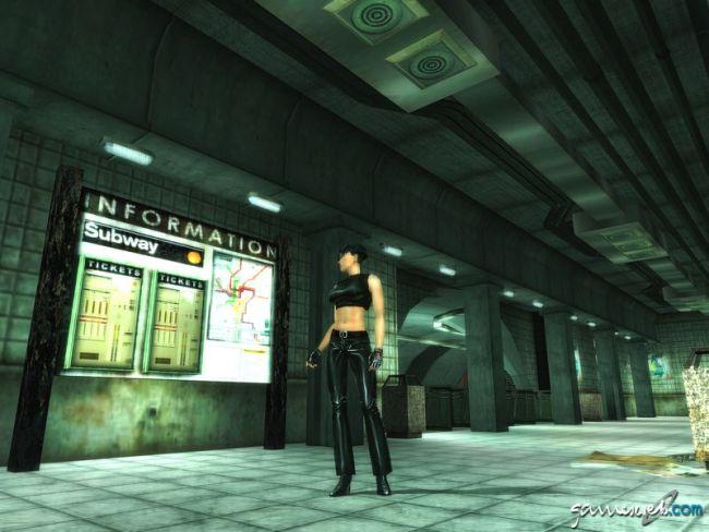 Matrix Online  Archiv - Screenshots - Bild 24