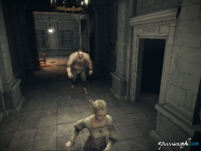 Haunting Ground  Archiv - Screenshots - Bild 43