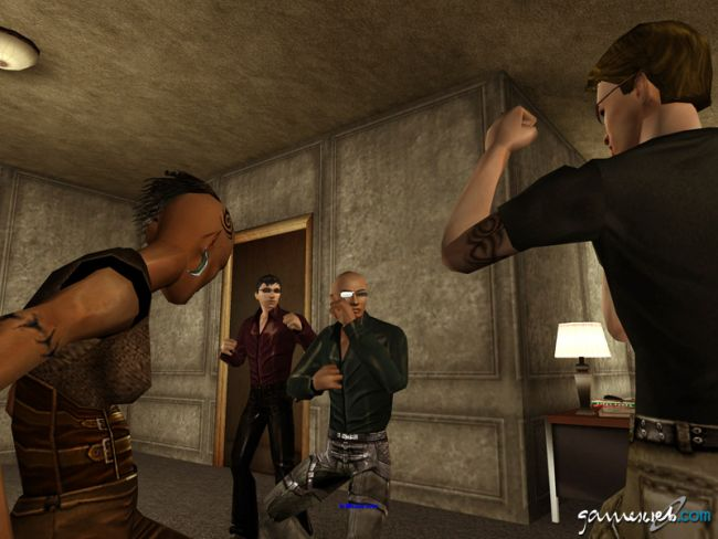 Matrix Online  Archiv - Screenshots - Bild 28