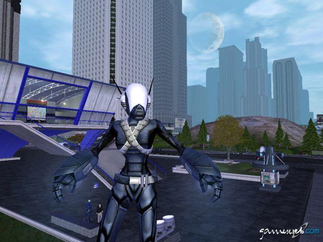 City of Heroes  Archiv - Screenshots - Bild 82