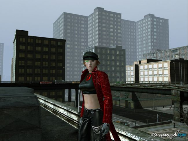 Matrix Online  Archiv - Screenshots - Bild 22