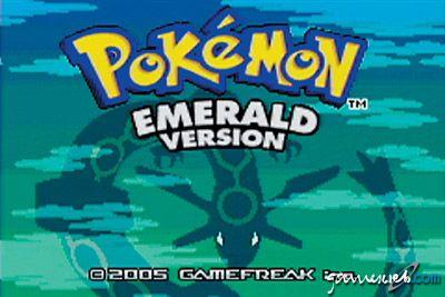 Pokémon Emerald (GBA)  Archiv - Screenshots - Bild 9
