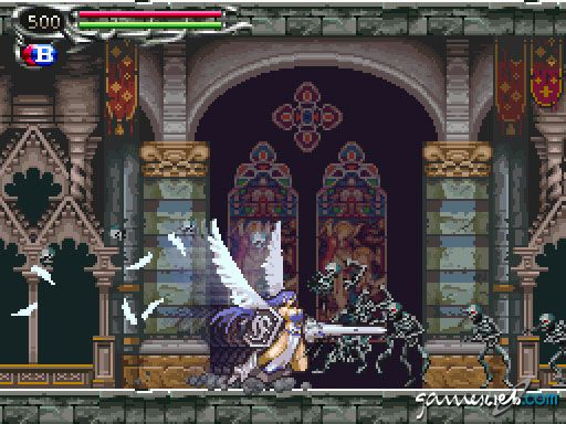 Castlevania: Dawn of Sorrow  Archiv - Screenshots - Bild 4