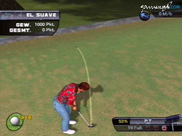 Outlaw Golf 2  Archiv - Screenshots - Bild 6