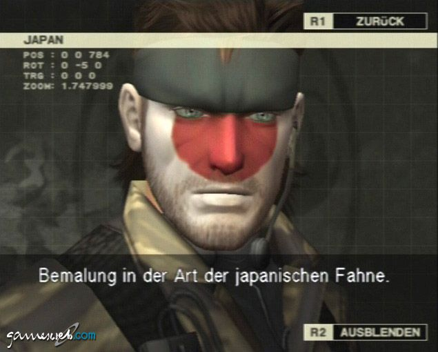 Metal Gear Solid 3: Snake Eater  Archiv - Screenshots - Bild 19