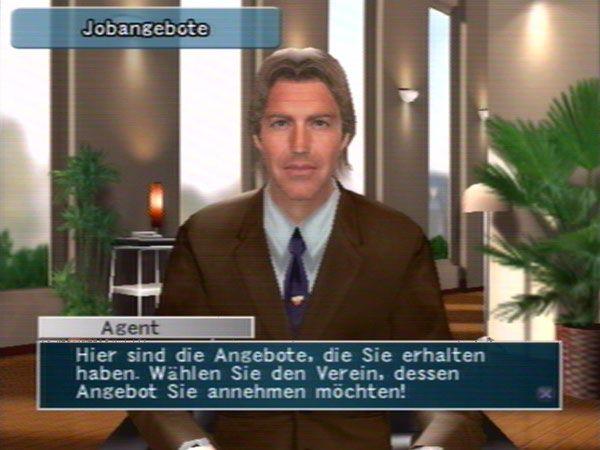Pro Evolution Soccer Management  Archiv - Screenshots - Bild 3