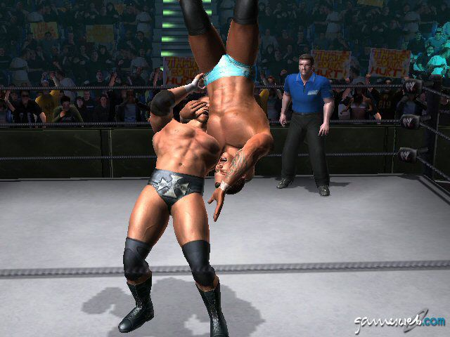 WWE WrestleMania 21  Archiv - Screenshots - Bild 19