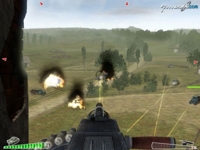 Battle Strike: Road to Berlin  Archiv - Screenshots - Bild 2