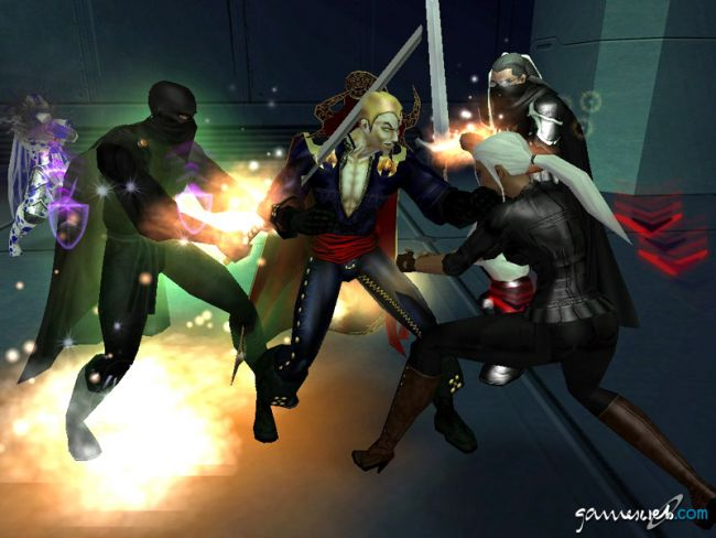 City of Heroes  Archiv - Screenshots - Bild 80