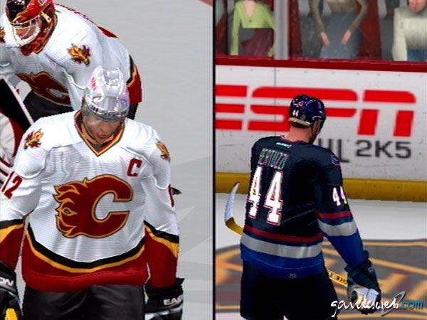 ESPN NHL 2K5  Archiv - Screenshots - Bild 2