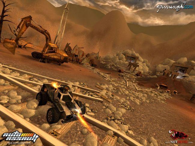 Auto Assault  Archiv - Screenshots - Bild 113