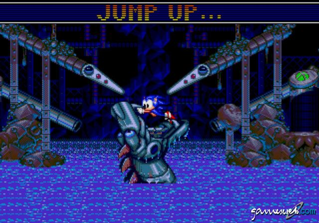 Sonic Mega Collection Plus  Archiv - Screenshots - Bild 8