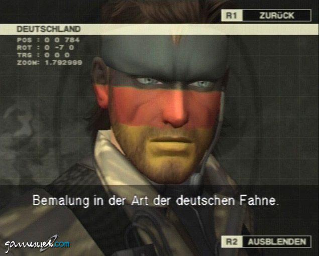 Metal Gear Solid 3: Snake Eater  Archiv - Screenshots - Bild 17