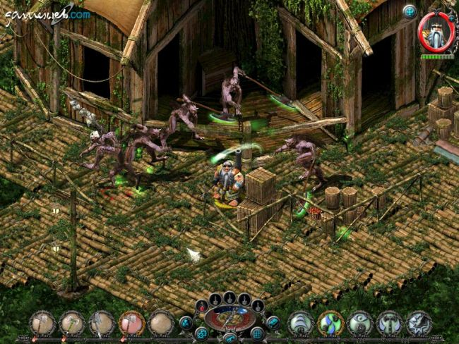 Sacred: Underworld  Archiv - Screenshots - Bild 8