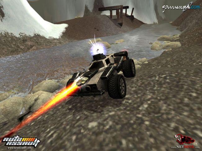 Auto Assault  Archiv - Screenshots - Bild 111